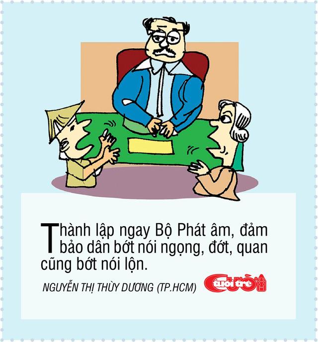10 biện pháp vui giải quyết chuyện người Việt nói ngọng - Ảnh 7.