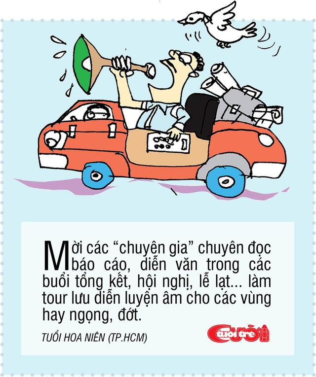 10 biện pháp vui giải quyết chuyện người Việt nói ngọng - Ảnh 9.