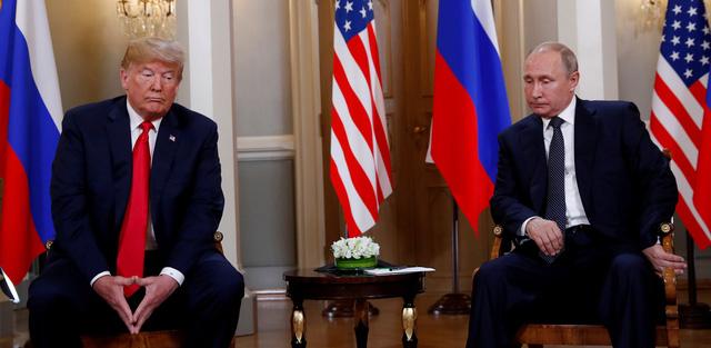 Ông Putin gửi thư chúc mừng năm mới ông Trump: Nga sẵn sàng đối thoại - Ảnh 1.