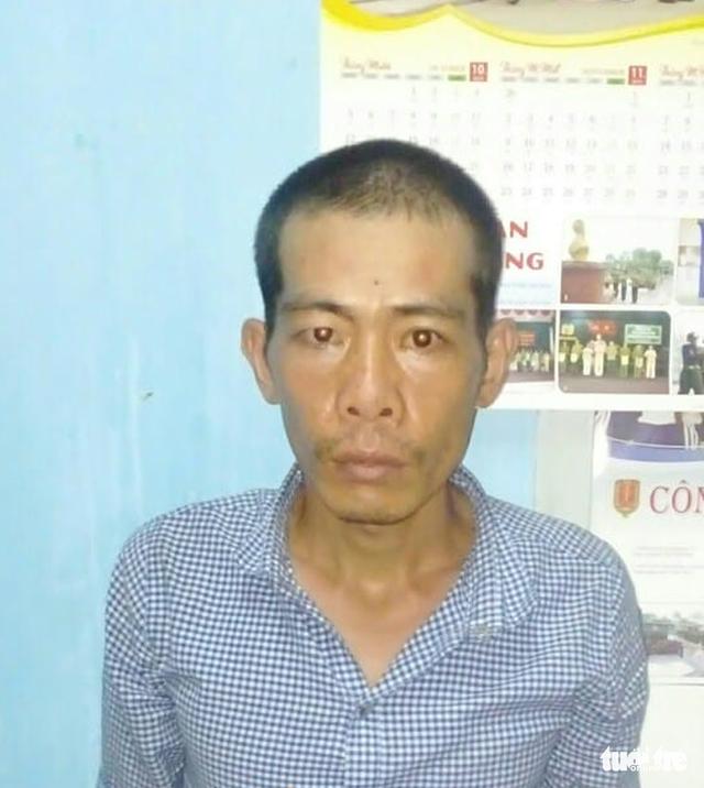 Bắt được phạm nhân trốn khỏi trại giam ở Tiền Giang - Ảnh 1.