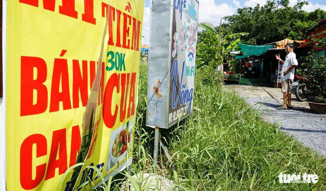 Xuất hiện băng cướp đi xe máy chém người ở vùng ven Sài Gòn - Ảnh 1.