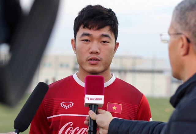 Xuân Trường: 'Việt Nam cần quên chiến thắng ở AFF Cup' - Ảnh 1.