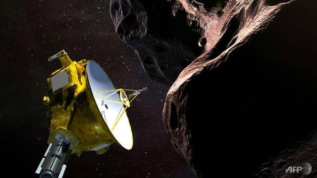 Quà năm mới của NASA: phát sóng trực tiếp nơi ra đời Hệ mặt trời - Ảnh 1.