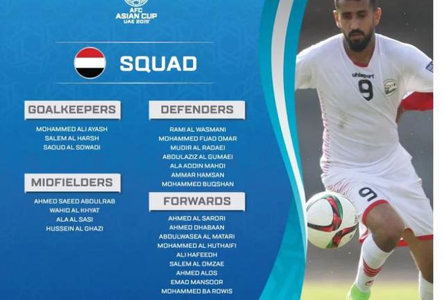Yemen mang theo 9 tiền đạo để đá với Việt Nam - Ảnh 1.