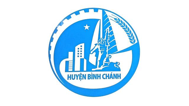 Mời bạn góp ý logo huyện Bình Chánh - Ảnh 1.