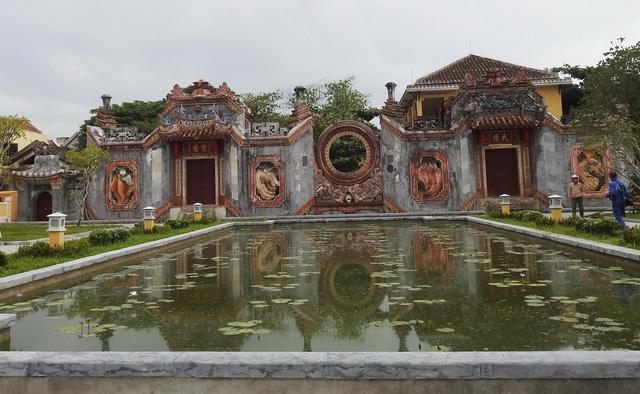 Tham quan Hội An, giờ có thêm chùa Bà Mụ - Ảnh 3.