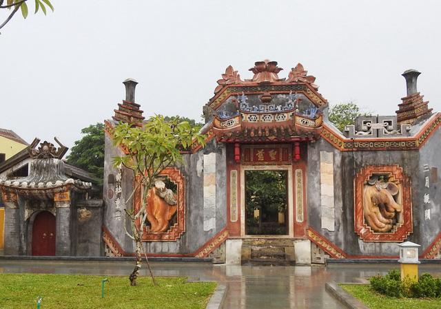 Tham quan Hội An, giờ có thêm chùa Bà Mụ - Ảnh 2.