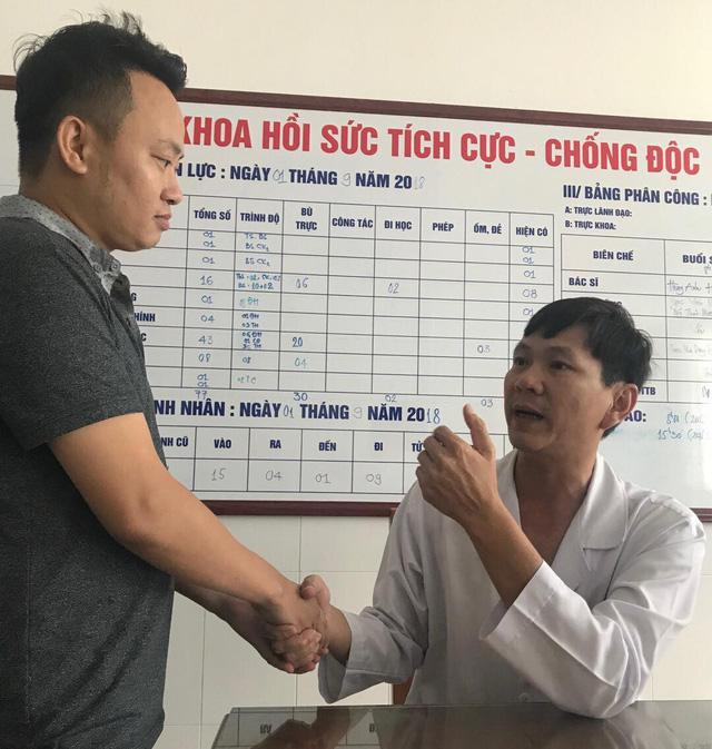 Chưa tìm ra chất độc khiến 2 du khách ở Đà Nẵng tử vong - Ảnh 1.
