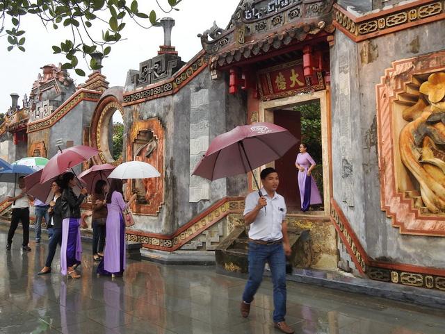Tham quan Hội An, giờ có thêm chùa Bà Mụ - Ảnh 1.