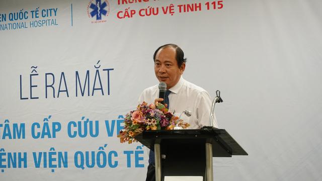 Trạm cấp cứu vệ tinh thứ 26 của TP.HCM là Bệnh viện Quốc tế City - Ảnh 2.