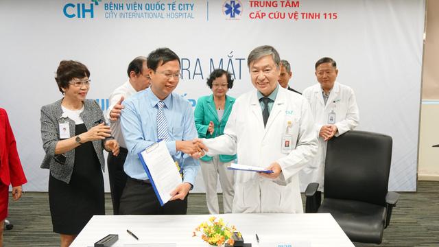 Trạm cấp cứu vệ tinh thứ 26 của TP.HCM là Bệnh viện Quốc tế City - Ảnh 3.