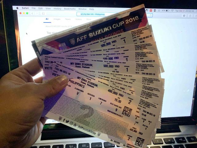 Tuyển VN đề xuất được mua 30 vé/người trận lượt về với Philippines - Ảnh 2.