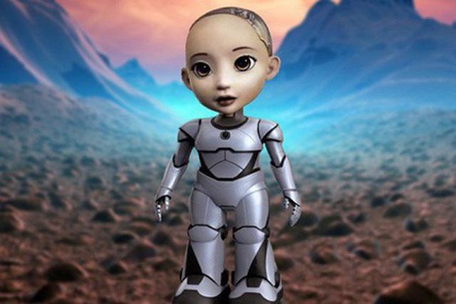 """Công dân robot Sophia sắp có """"em gái"""" - Ảnh 1."""