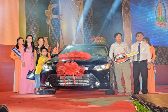 Kim Oanh Real chi 35 tỉ đồng giải thưởng tri ân khách hàng - Ảnh 1.