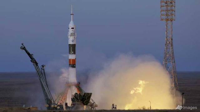 Tàu Soyuz lại lên ISS sau thất bại hồi tháng 10 - Ảnh 1.