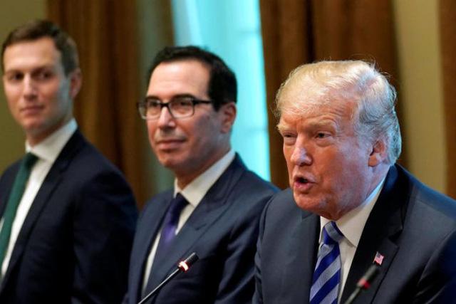 Bộ trưởng Tài chính Mỹ: Trung Quốc cam kết thương mại thêm 1,2 nghìn tỉ USD - Ảnh 1.