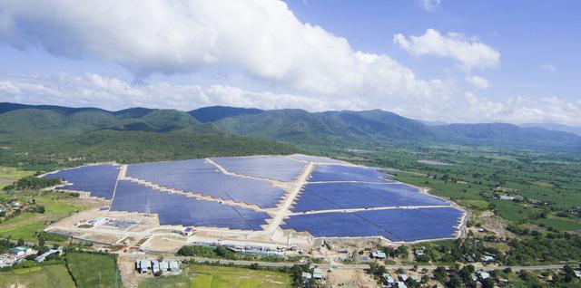 Khánh thành nhà máy điện mặt trời TTC Krông Pa - Ảnh 2.