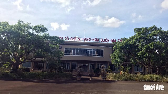 Đắk Lắk tính đấu giá Sàn giao dịch cà phê Buôn Ma Thuột - Ảnh 1.