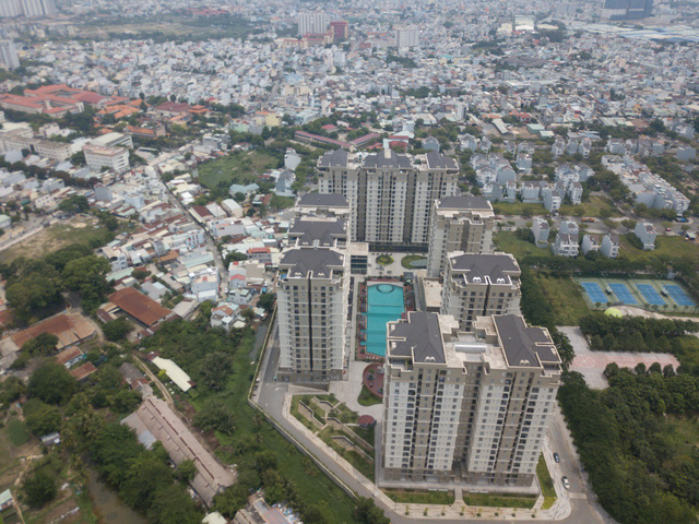 """Săn lùng"""" căn hộ tầng trệt tại Khu Đông - Ảnh 1."""