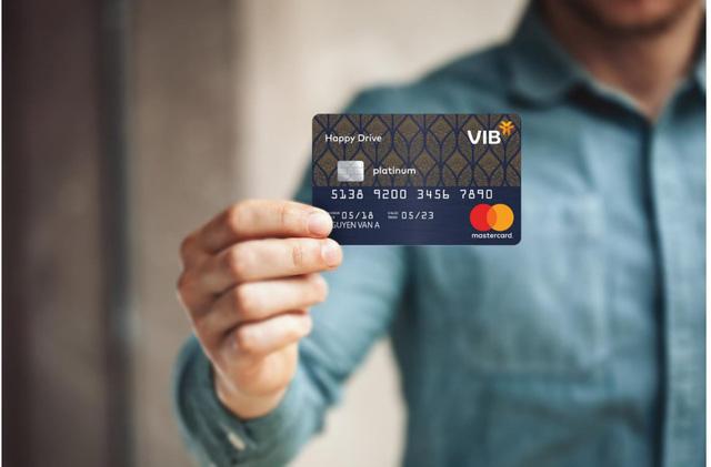 VIB: Dùng thẻ tín dụng được hoàn tiền đến 3 triệu - Ảnh 1.
