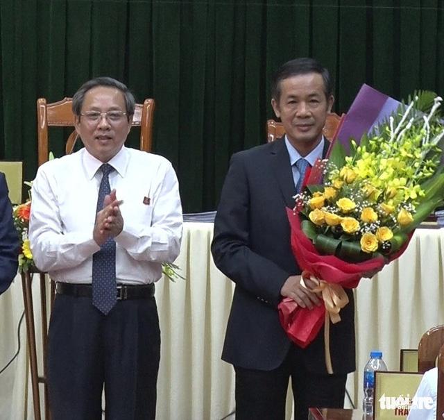 Quảng Bình có tân chủ tịch tỉnh - Ảnh 1.