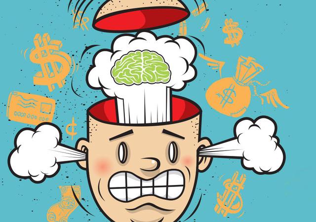 Tác hại đáng sợ của stress đến não bộ - Ảnh 1.