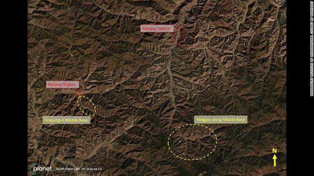 Triều Tiên mở rộng, nâng cấp căn cứ tên lửa tầm xa? - Ảnh 1.
