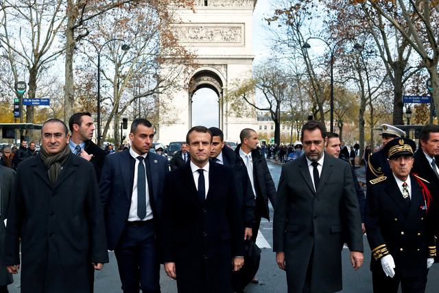 Pháp điều động 89.000 nhân viên an ninh giữ trật tự cuối tuần này - Ảnh 1.