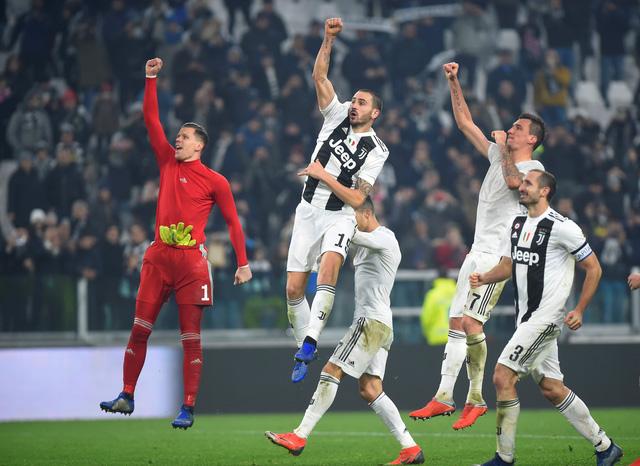 Mandzukic giúp Juventus khuất phục Inter Milan - Ảnh 2.