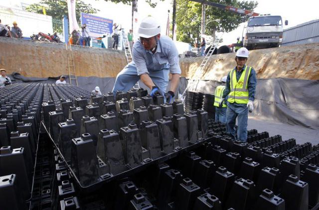 Đề xuất TP.HCM xây 5 hồ điều tiết chống ngập trị giá 475 tỉ - Ảnh 2.