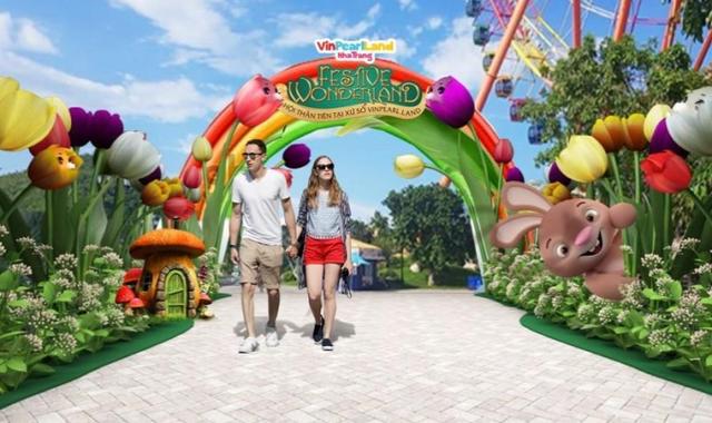 Checkin tại Festive Wonderland - Lễ hội thần tiên tại Vinpearl Land - Ảnh 6.