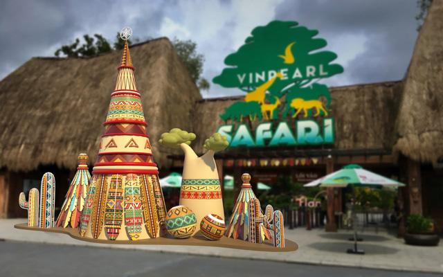 Checkin tại Festive Wonderland - Lễ hội thần tiên tại Vinpearl Land - Ảnh 7.