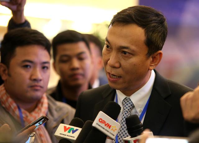 Ông Cấn Văn Nghĩa bất ngờ giành chức Phó chủ tịch tài chính VFF - Ảnh 1.