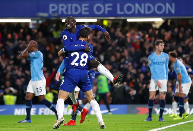 Chelsea buộc M.C thua trận đầu tiên - Ảnh 1.