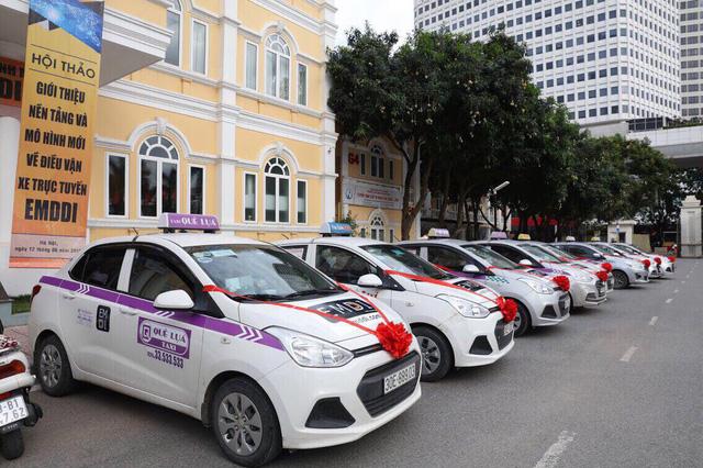 17 hãng taxi liên minh cạnh tranh với Grab - Ảnh 1.