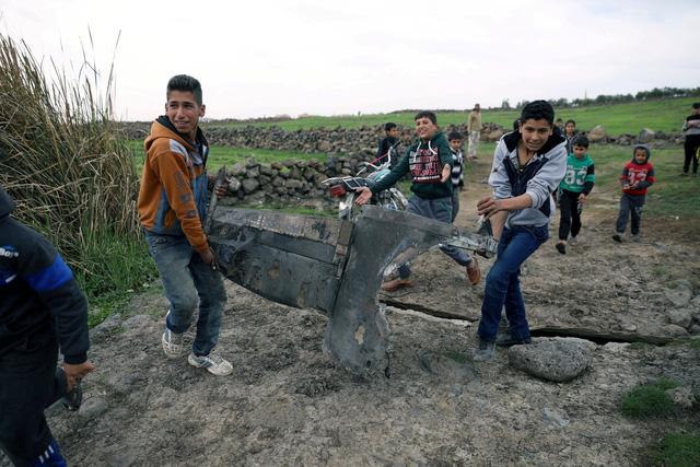 Iran và Israel có nguy cơ đụng độ ở Syria - Ảnh 1.