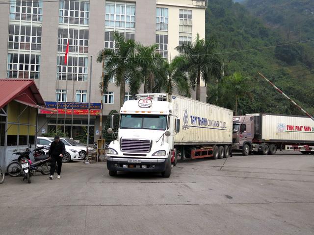 Sau công điện của Thủ tướng, Lạng Sơn hết ùn ứ nông sản - Ảnh 1.