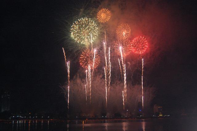 Lễ hội pháo hoa Đà Nẵng 2018 diễn ra suốt mùa hè - Ảnh 1.