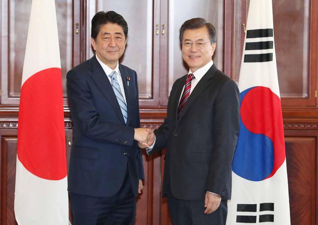 Nhật - Hàn thống nhất tiếp tục gây áp lực tối đa với Triều Tiên - Ảnh 1.