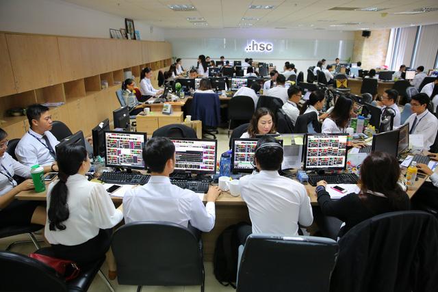 Thị trường chứng khoán phủ xanh kết thúc năm Đinh Dậu - Ảnh 1.