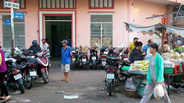 Tân Định nay trên đất Sài Gòn xưa - Ảnh 2.