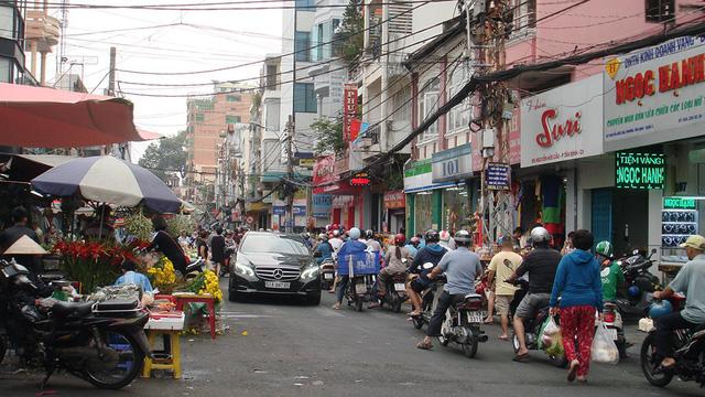Tân Định nay trên đất Sài Gòn xưa - Ảnh 7.