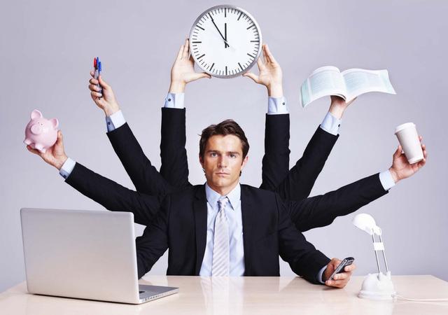8 kỹ năng quản lý thời gian - Ảnh 1.
