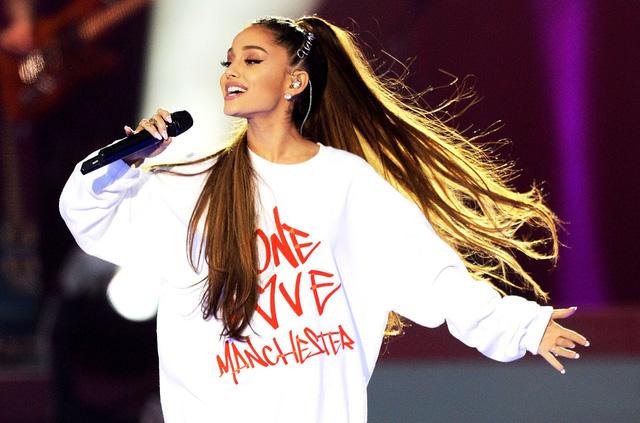 Ariana Grande hủy biểu diễn tại Brit Awards - Ảnh 1.