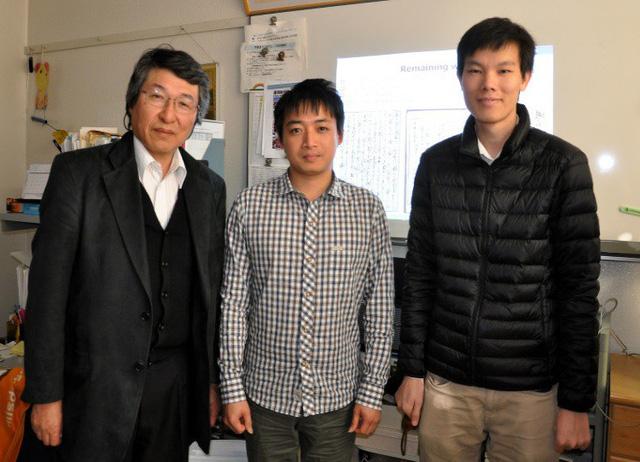 Hai sinh viên Việt thắng giải về trí tuệ nhân tạo tại Nhật - Ảnh 1.