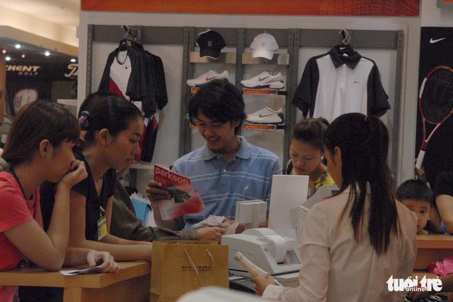 Parkson đóng cửa trung tâm thương mại thứ 4 tại Việt Nam - Ảnh 2.