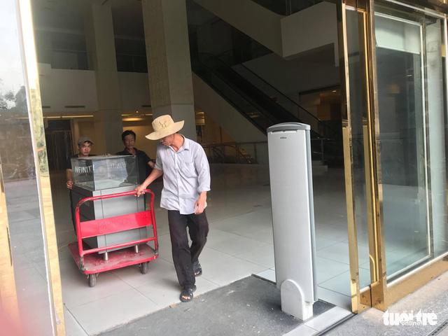 Parkson đóng cửa trung tâm thương mại thứ 4 tại Việt Nam - Ảnh 1.