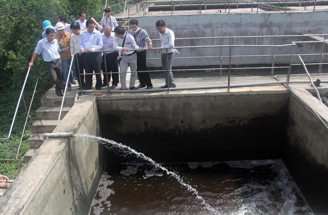 Phí bảo vệ môi trường là 10% của giá bán nước sạch
