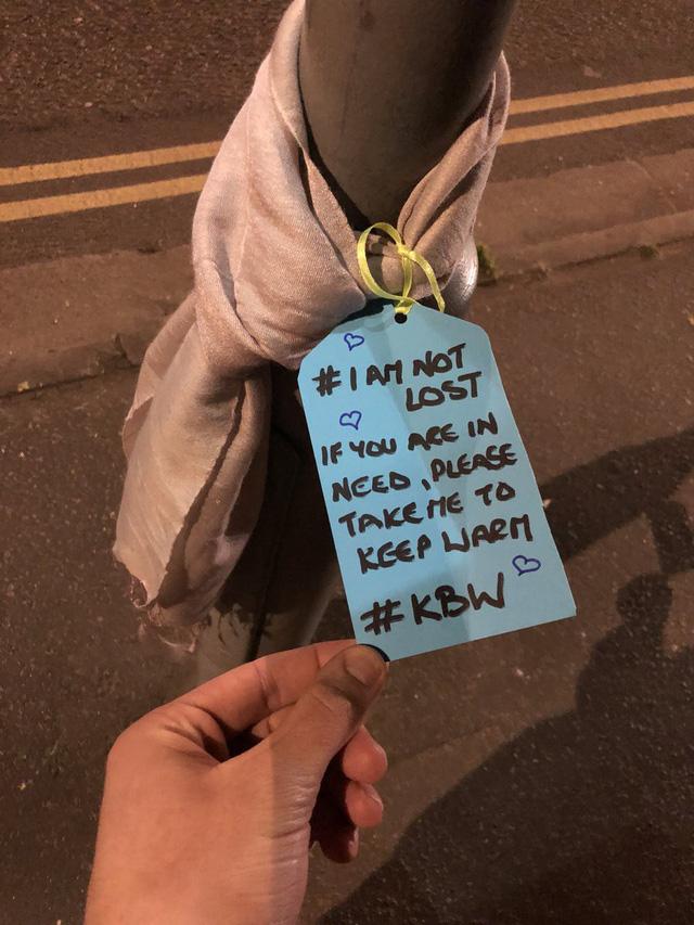 Người vô gia cư Anh ấm trong giá rét với tặng phẩm từ người lạ - Ảnh 9.