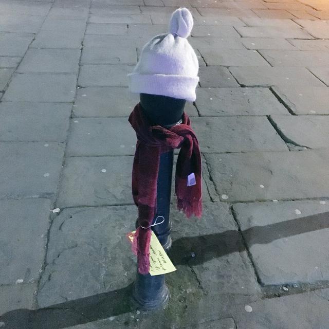 Người vô gia cư Anh ấm trong giá rét với tặng phẩm từ người lạ - Ảnh 6.